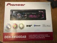 Pioneer DEH-8500DAB DAB Bluetooth Car Stereo Radio