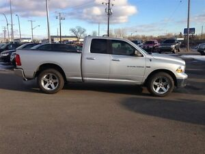 2011 Ram 1500 SLT 4x4- Low kms-warranty-no p Regina Regina Area image 6