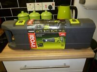 RYOBI Reciprocating saw RRS1200-K incl. 3 Blades, Allen key in case Brand new in sealed box
