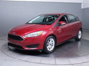 2015 Ford Focus SE HATCH A/C MAGS