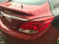 Vauxhall Insignia rear light. Drivers side. Breaking spares