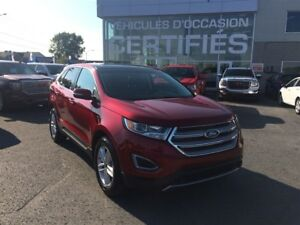 2016 Ford Edge SEL CUIR, TOIT OUVRANT G.P.S