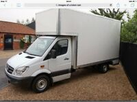 Man & Vans, Light Removals, Single Items, Collection service, Light Haulage, Local & Long distance