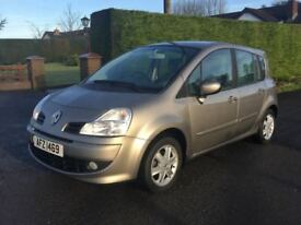 Oct 2009 Renault Grand Modus 1.2 TCE Dynamique 100bhp trade in considered, credit cards accepted