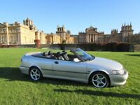 Saab Viggen 93 Convertible 62,000 miles Full Service History, Lovely Condition