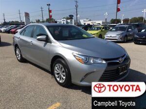 2017 Toyota Camry LE--REAR CAMERA--BLUETOOTH--CRUISE