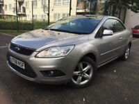 FORD FOCUS CC 1.6 NEW SHAPE CONVERTIBLE = £1950 ONLY =
