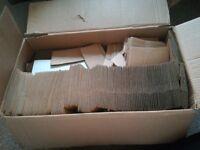 Free cardboard cup holders