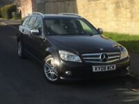 Mercedes Benz C220d Estate Auto Low mileage MBSH