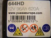 12 volt HD Batterys