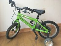 Child's bike - Ridgeback MX14 by Evans Cycles