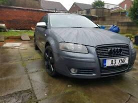 Audi a3 sport tdi 2.0 diesel.