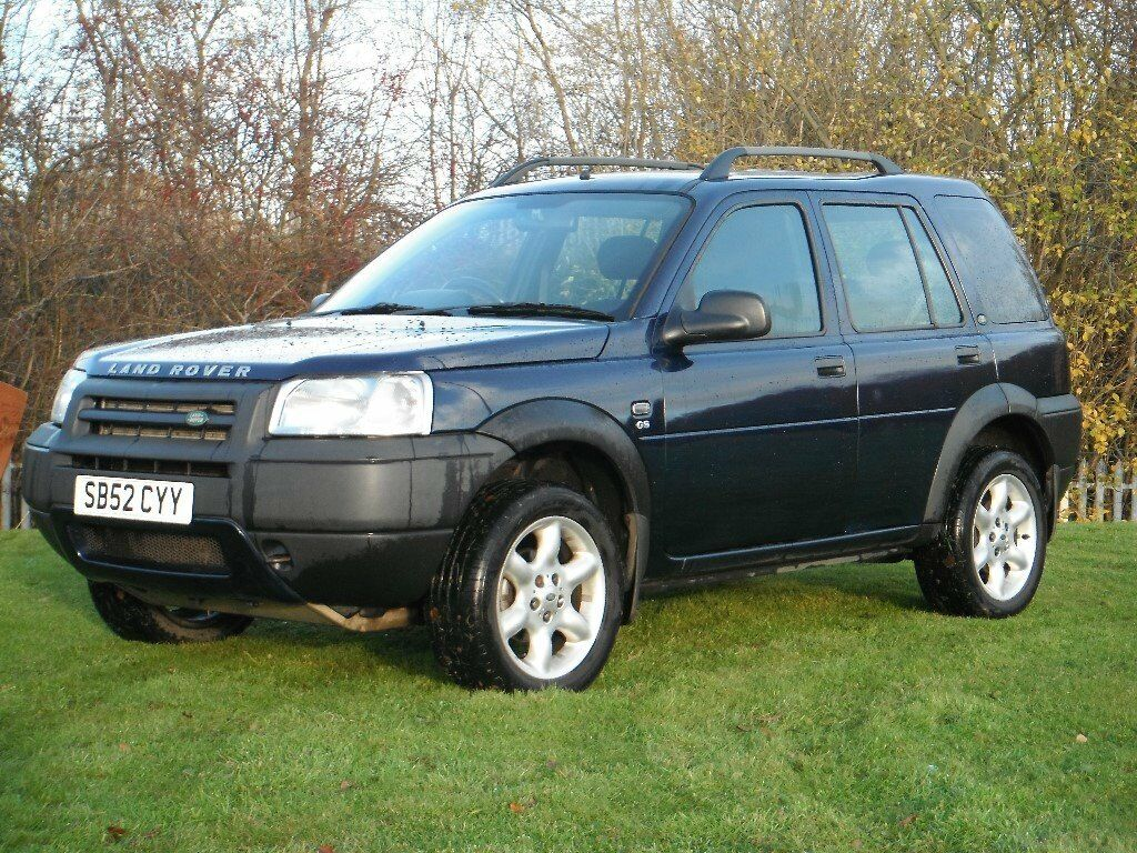 land rover freelander td4 4x4 4wheel drive like jeep. Black Bedroom Furniture Sets. Home Design Ideas