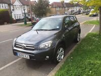 Toyota RAV 4 ***Diesel, Low Mileage, Just Serviced & Comes with 6 month warranty***