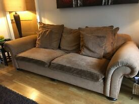 Henderson Russell 2 and 3 Seater sofas. Both for £100