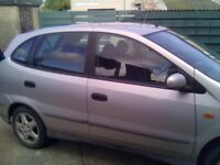 Nissan Almera tino s for sale