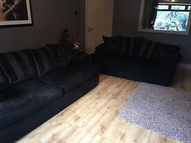 Two sofas for sale VGC