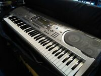 CASIO WK3500 WK 3500 MUSIC KEYBOARD WORKSTATION