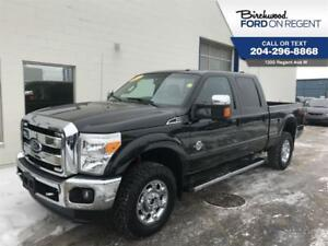 2014 Ford F-250 Lariat Supercrew 4X4*Leather/Nav/Moon Roof*