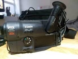 Canon camera - uc8hi with kit