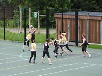 Ladies Needed for Netball Teams