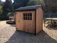 Garden sheds , heritage design, 8x6 shown, many sIzes and styles avaible