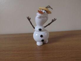 Small Talking Olaf Toy