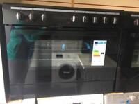 Swan range electric cooker