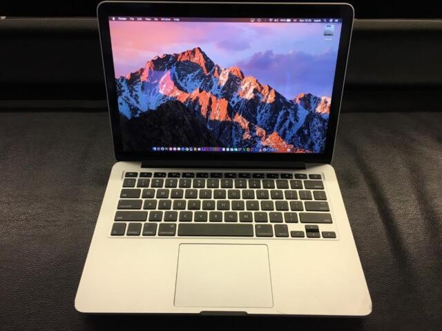 "13"" MacBook Pro RETINA, 3 1GHz - i5, 8GB Memory, Mojave, Adobe CS6, Logic  Pro, Final Cut X, Logic X | in Ealing Broadway, London | Gumtree"