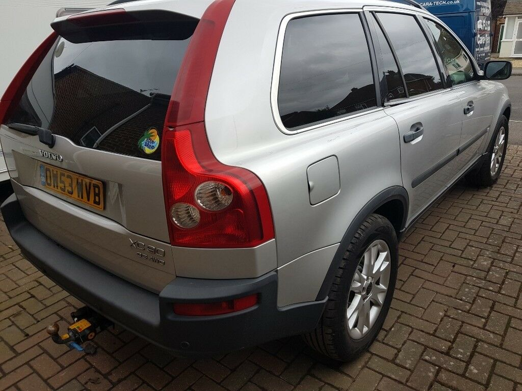 volvo xc90 d5 se spares or repair gearbox issue | in Basingstoke, Hampshire  | Gumtree