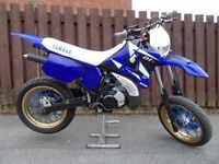 Yamaha DTR 125 Supermoto (1999 Model V Reg) Unfinished Project Please Read DT