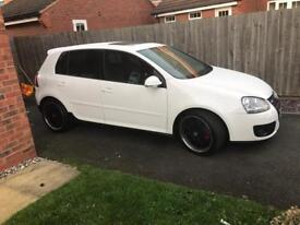 Volkswagen Golf GTI dsg ( wing back seats ) px
