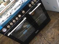 BAUMATIC BCD925BL RANGE COOKER