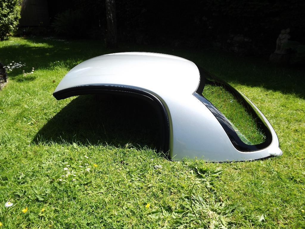 Toyota Mr2 Mk3 Hardtop In Silver The Complete Kit For