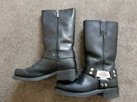 Genuine Harley-Davidson Mens Motorcycle Boots 7 (41)