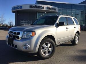2012 Ford Escape XLT 4WD 6-SPEED AUTOMATIC