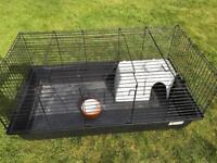 Indoor guinea pig/rabbit pet cage