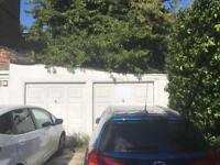 Garage and off street parking to let, London N4