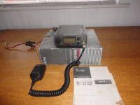 icom ic3210e Mobile Amateur VHF/UHF Transceiver ham radio