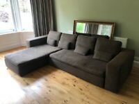 REDUCED!! Habitat L shaped modular sofa £300