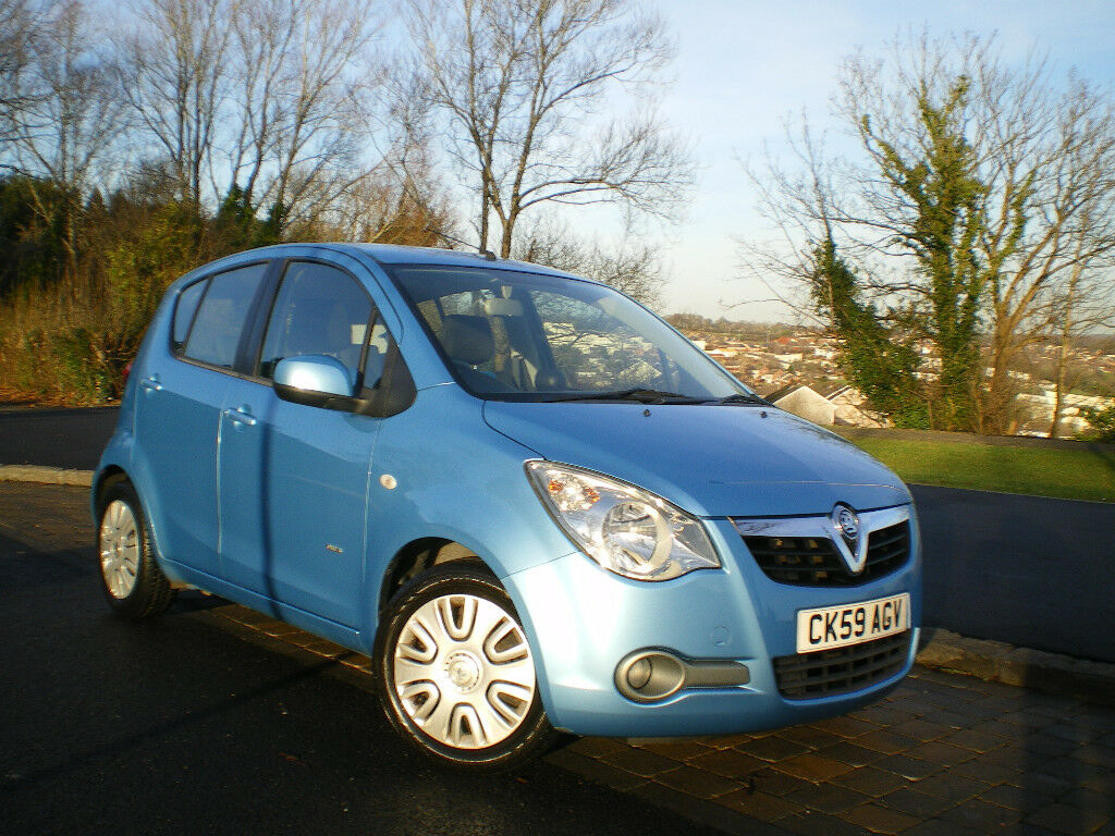 Vauxhall Agila 1.2 i 16V Club 5dr * Full SERVICE HISTORY * 12 MONTHS MOT * 3 Months WARRANTY