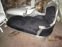 beautiful french style chaise lounge