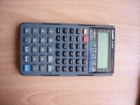 Scientific calculator, Casio fx-6300G, graphics, school