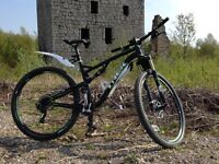 Trek superfly 8 29er fullsuspension may swap