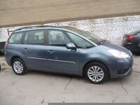 Citroen C4 GRAND PICASSO VTR+ HDI,7 seat MPV,2 keys,full MOT,great all round family car,great mpg