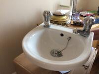 cloakroom wash basin