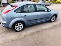 Automatic ! 2006 Ford Focus Zetec 1.6 MOT August 2018 FSH. Excellent Runner £1395