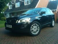 **** Volvo XC60 D5 Auto AWD Se Lux Premium. HUGE SPEC. FSH. Cambelt done******