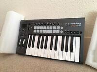 Novation Launchkey 25-note USB MIDI Keyboard