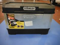 Stanley TOOLBOX Galvanised Metal Whells